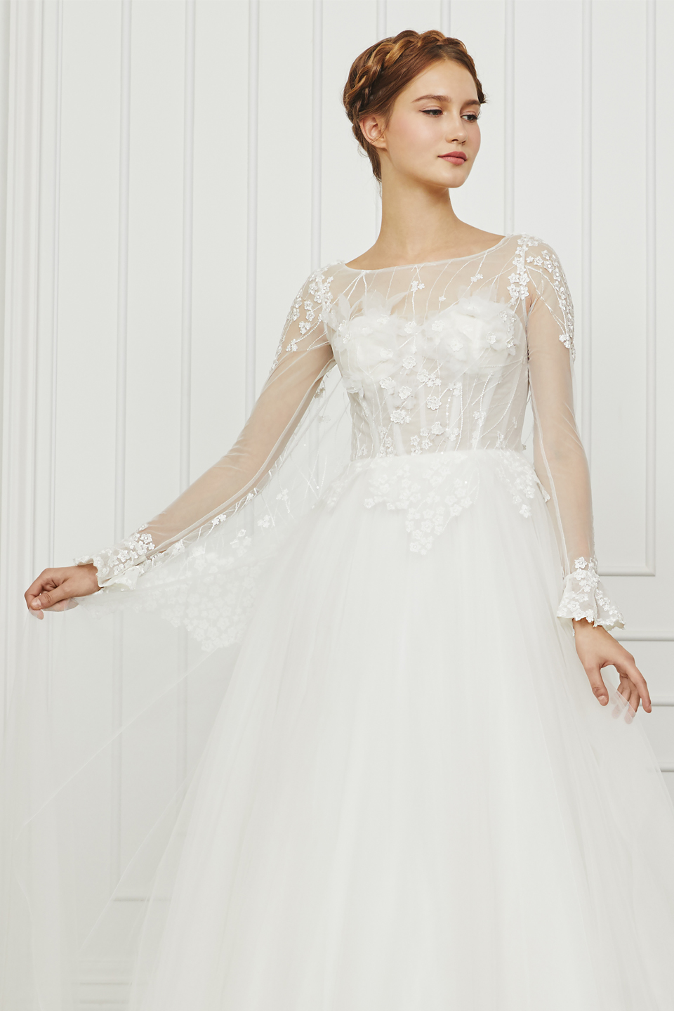 Bridal Gowns - Etherealthelabel